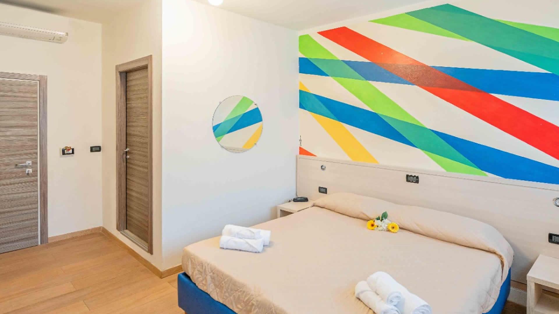Genova hotel cairoli albergo centro acquario porto antico for Design hotel genova
